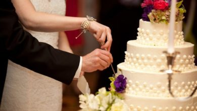 Photo of Locating a Wedding Cake in Vegas