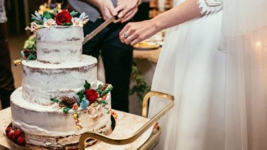 Photo of Allow Them To Eat Wedding Cake!