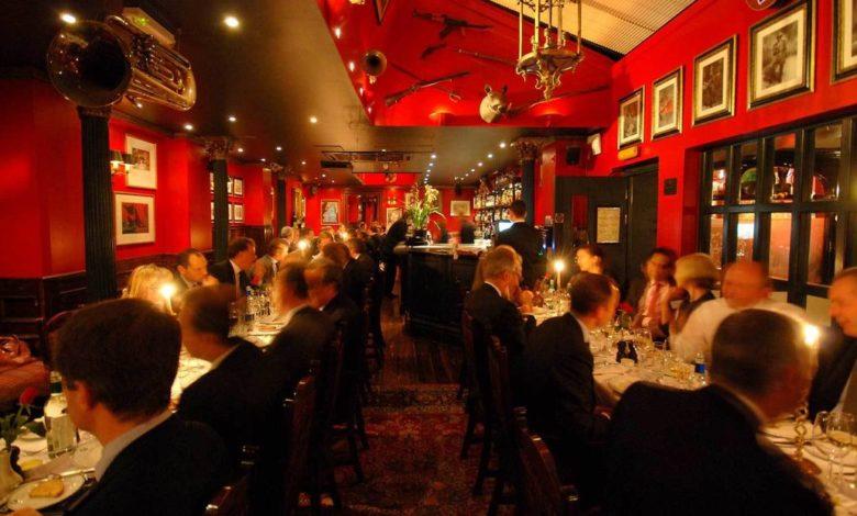 The Very Best Restaurants Belgravia