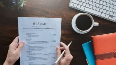 Photo of Discover the benefits you gain from resume build from home.
